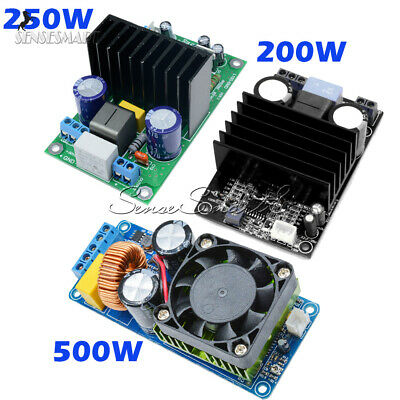 IRS2092S IRS2092 L15DSMD CLASS D Mono Channel Audio Digital Amplifier Amp Board