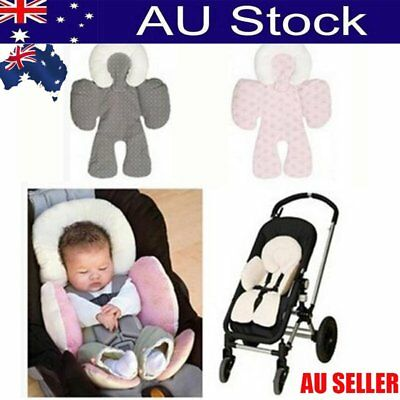 Soft Baby Total Head&Body Support Infant Pram Stroller Car Seat Cushion Pillow T