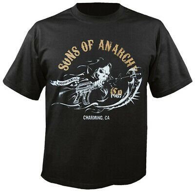 SONS OF ANARCHY - Charming - T-Shirt