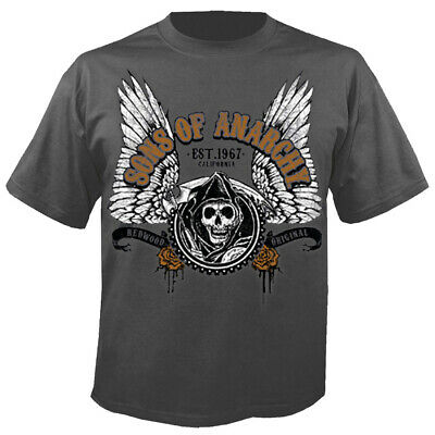 SONS OF ANARCHY - Winged Logo - T-Shirt