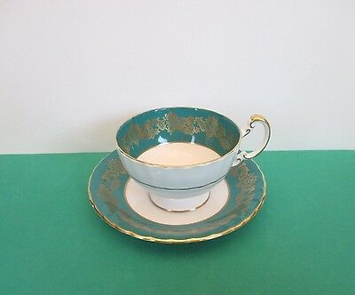 Aynsley Porcelain Cup and Saucer, England
