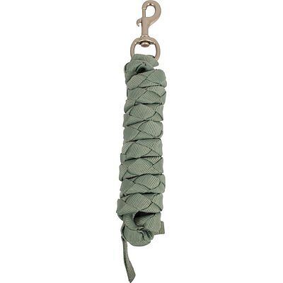 CATAGO Lead rope STAR - dusty green Knitted Perform Riding Horses Tether rope