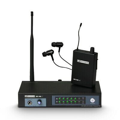 LD Systems MEIONE Serie - In-Ear Monitoring System drahtlos 864,900 MHz