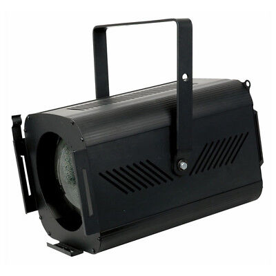 Showtec Stagebeam MKII 650 1000W PC Linse Black Linse Theater Scheinwerfer