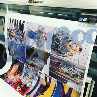 Large Format Printing (Posters,banners, Self Adhesive) | Free Next Day Delivery