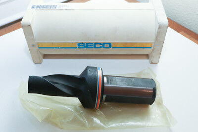 """""""NEW"""" SECO SD50 1250-250-1500R Indexable  Drill 1.250"""" 1-1/4"""" Coolant Flow Thru"""