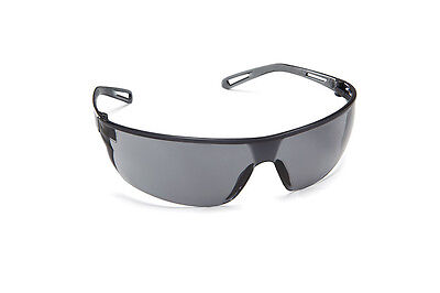 Force360 Air Safety Glasses (Smoke Lens) light weight