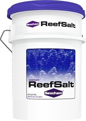 Seachem Reef Salt 20.2kg 160Gallon