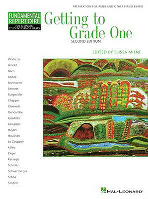 GETTING TO GRADE 1 ONE 2nd EDITION - BOOK ONLY - MELISSA MILNE