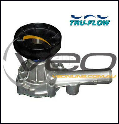 Ford Falcon Ef Xr6 4.0L Intech 8/94-8/96 Tru Flow Water Pump With Pulley