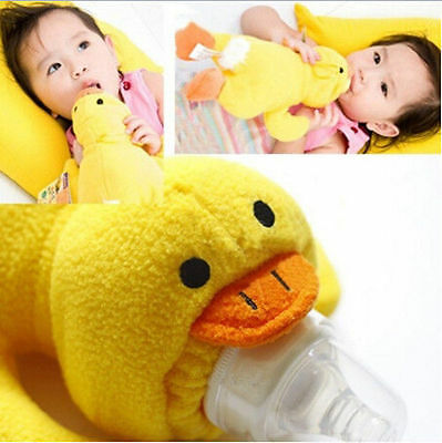Animal Plush Cover Infant Baby Feeder Bottle Case Insulation Keep Warm