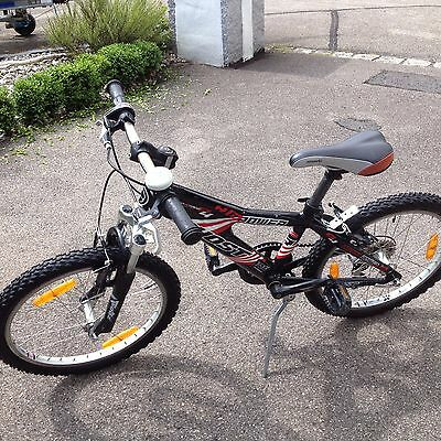 ghost power kid kinderfahrrad 20 zoll mountainbike 7 gang. Black Bedroom Furniture Sets. Home Design Ideas