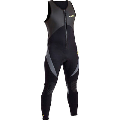 Typhoon Swarm Mens 3mm Long John Wetsuit