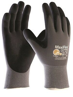 ATG Maxiflex Ultimate Foam Nitrile Gloves 42-874 ADAPT Glove (pack of 10 - $65)