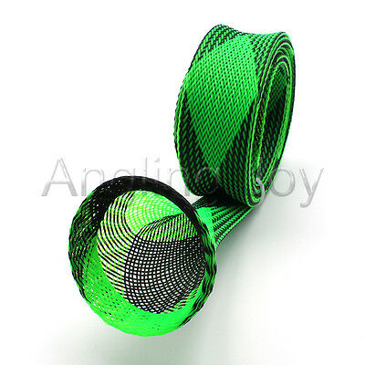 Lot 1-10 Spinning Fishing Rod Cover Tangle Free  Sleeve Jacket  Pole Glove Sock