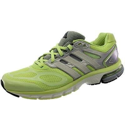 san francisco c56d6 cb295 Adidas Supernova Sequence 6W women s running shoes yellow silver jogging NEW