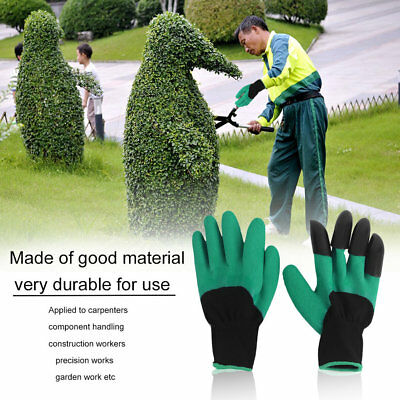 Breathable Solid Color Garden Household Gloves Waterproof Gloves For Digging DP