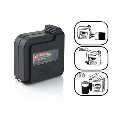 AA AAA C D 9V 1.5V Universal Button Cell Battery Volt Tester Checker IndicatorDP