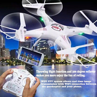 WIFI Real-Time Transmission New Aerial Camera Quadcopter HD RTF Explorer DP