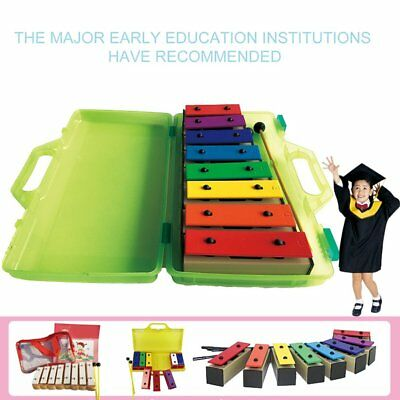 TL8-15 8 Notes Xylophone Early Childhood Kids Music Instrument With Box DP
