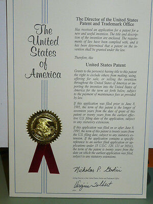 US Ratings Patent (Media, Publications, Advertising) - Many Infringers - SALE