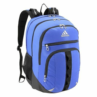 126621a9fa9e NWT ADIDAS PRIME III Laptop Backpack Blue -  74.99