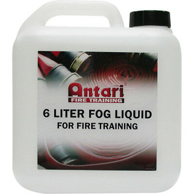 Antari Fog Machine Long-Lasting Fog Fluid for FT-100 Fire Training Fog Machine