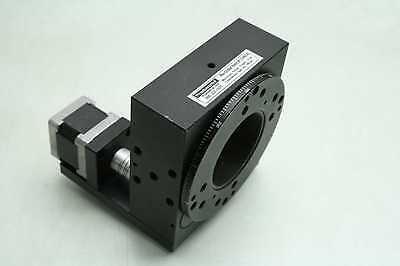 Produstrial 124658 Motorized Rotary 100mm Stage Stepper Motor Indexer Table