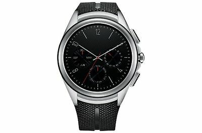 LG Urbane 2nd Edition 4G LTE - W200A Black Unlocked GSM Android Smartwatch RB