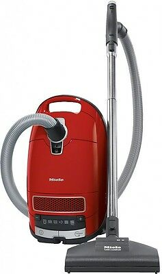 Miele Complete C3 Cat & Dog 2000W Barrel Vacuum Cleaner Red 09983530
