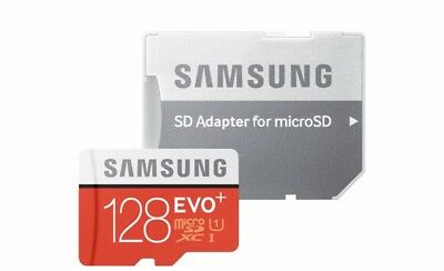 SAMSUNG Evo Plus 128Gb Micro SD with Adapter