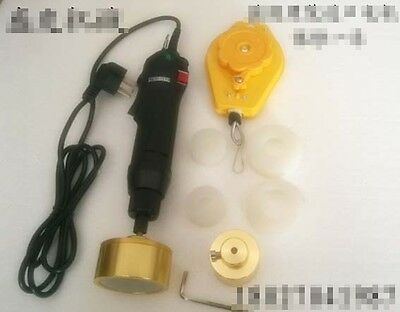 Electric HandHeld Bottle Screw Cap Capping/Closing Sealer Sealing Machine 184