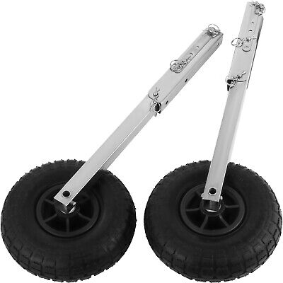 Launching Wheels suits Inflatable Boat,dinghy Transom professional Wheel  Dolly