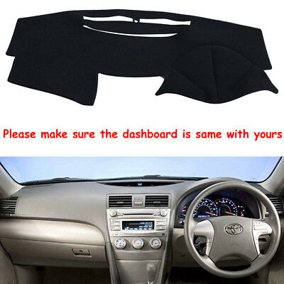 For 2007-2011 TOYOTA CAMRY US Version RHD DashMat Dash Cover Car Dashboard Mat