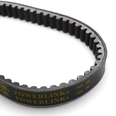 Gates Powerlink 743-20-30 150CC Drive Belt CVT ATV GO KART MOPED SCOOTER
