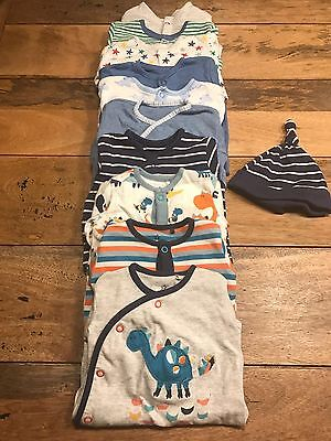 Baby Clothes Bundle Boys 1st size 20 items long sleeved short sleeved Next