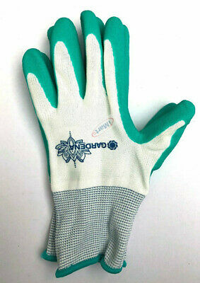 1 Pairs TERRA Garden Gardening Gloves Glove Nitrile Coated Work Set NEW