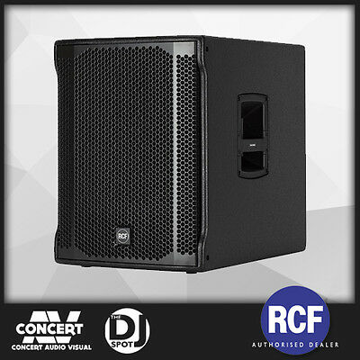 """RCF SUB 705-AS MK2 15"""" Active Subwoofer - MADE IN ITALY - 705as SUB705as"""