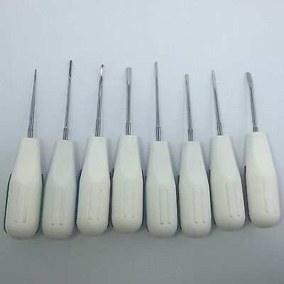 8pcs-Luxierinstrumentes-Luxationsinstrumente-Periotomes luxating set