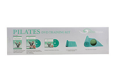 Pilates Dvd Training Kit .