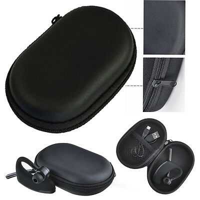 Earphone Headphone USB Cable Storage Box Earbuds Hard Case Carrying Pouch Bag