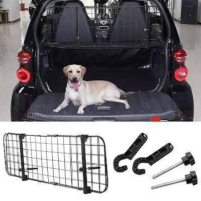 Universal Fitment Mesh Car Van 4X4 Estate Mpv Pet Dog Guard Boot Safety Barrier