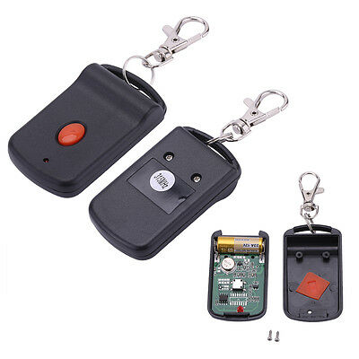 315MHZ 1 Button Garage Door Wireless Remote Control Transmitter Gate Opener