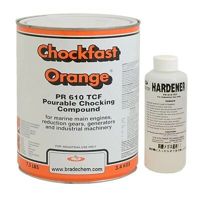 Chockfast Orange chocking and grouting material 3.4kg