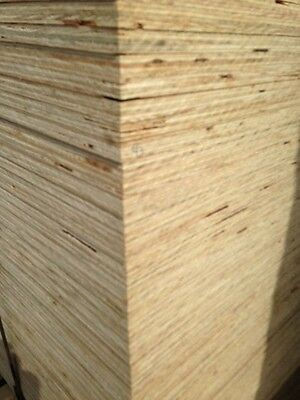 12mm Softwood Shuttering Plywood Sheets 8x4 163 14 40