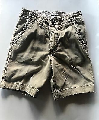 Abercrombie for kids khaki colored shorts size 12 perfect for back to school!!