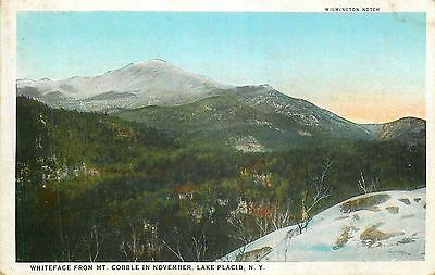 whiteface from mt