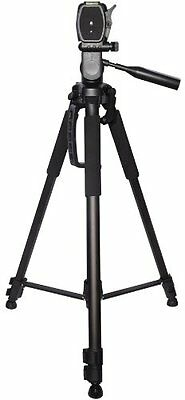 "XIT 72"" Elite Series Full Size Tripod for Nikon D3300 D3100 D5300 D5500 D7200"