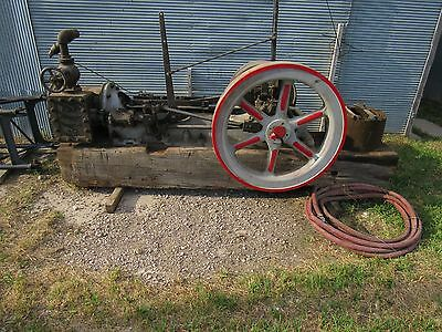 AJAX  12 x 12  Steam Engine, in mostly restored condition!