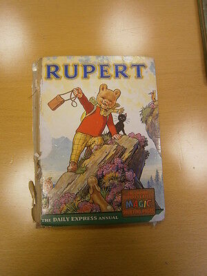 The Rupert Annual Book - 1964 Daily Express Original